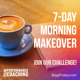 Make Over Your Morning 7-Day Challenge
